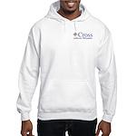 Cross Logo Hoodie Hooded Sweatshirt
