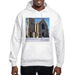 Building Slogan Hooded Sweatshirt