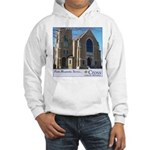 Building Slogan Hooded Sweatshirt