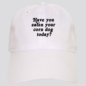 corn dog today Cap