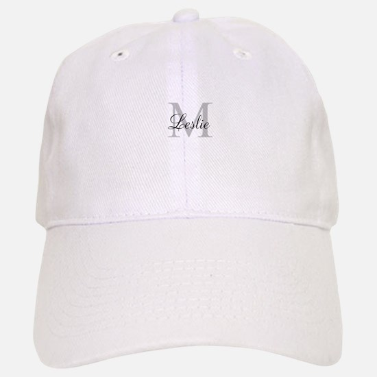 Monogram Name and Initial Baseball Baseball Baseball Cap