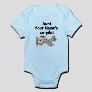 Aunt Co-Pilot (Custom) Body Suit