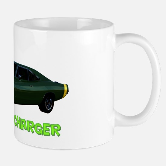 69 Charger Pinup Mugs