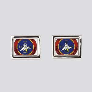 nsawclogo Rectangular Cufflinks