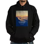 Christopher Columbus Quote Hoodie