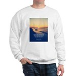 Christopher Columbus Quote Sweatshirt