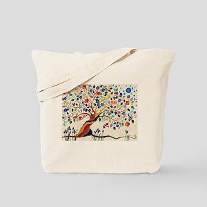 Tree of Life 99 Tote Bag