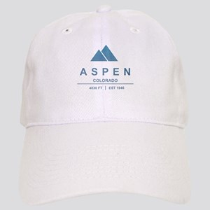 Aspen Ski Resort Colorado Baseball Cap
