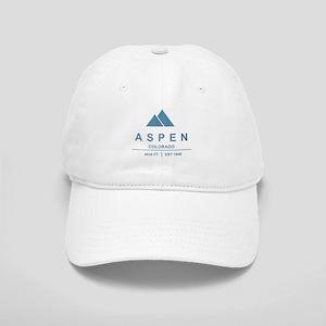 d43f2390fe2 Aspen Ski Resort Colorado Baseball Cap
