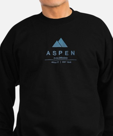 Aspen Ski Resort Colorado Sweatshirt