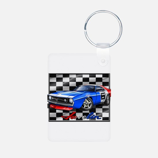 Javelin_AMX_Racer Keychains