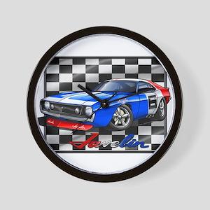 Javelin_AMX_Racer Wall Clock