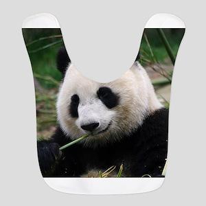 panda_eating Bib
