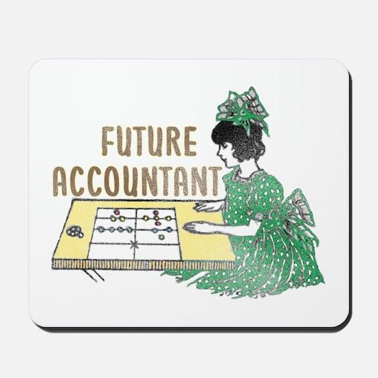 Future Accountant Mousepad