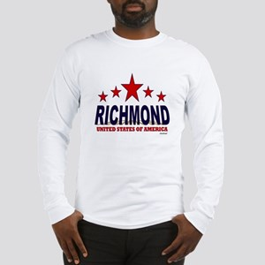 Richmond Long Sleeve T-Shirt