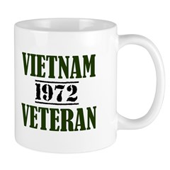 VIETNAM VETERAN 72 Mugs