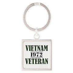 VIETNAM VETERAN 72 Keychains