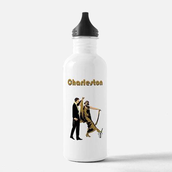 Charleston Flapper Water Bottle