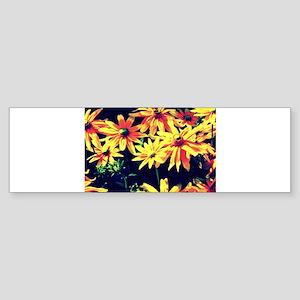 In artificial light Bumper Sticker