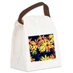 In artificial light Canvas Lunch Bag