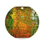 Reflections Ornament (Round)