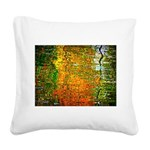 Reflections Square Canvas Pillow