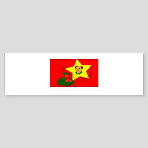 chairman mao Bumper Sticker