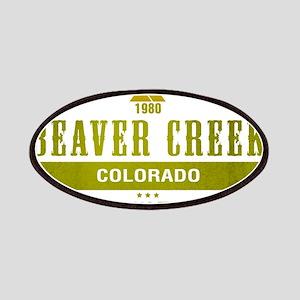Beaver Creek Ski Resort Colorado Patches