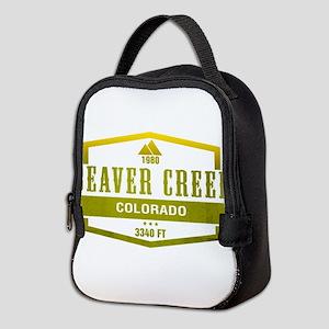 Beaver Creek Ski Resort Colorado Neoprene Lunch Ba