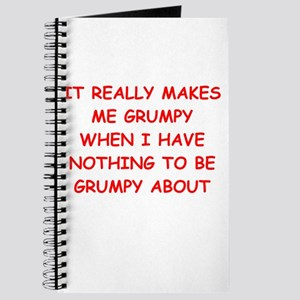 grumpy Journal