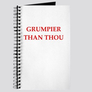 grumpier Journal