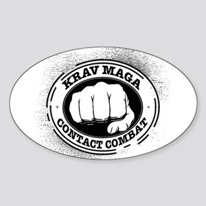 3 Krav Maga Sticker
