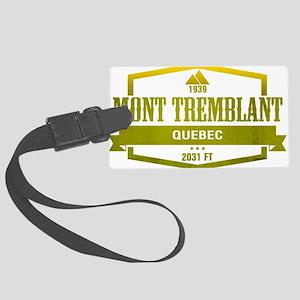Mont Tremblant Ski Resort Quebec Luggage Tag