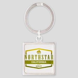 Northstar Ski Resort California Keychains
