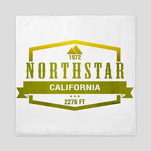Northstar Ski Resort California Queen Duvet