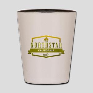 Northstar Ski Resort California Shot Glass