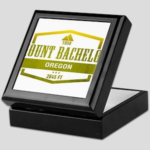 Mount Bachelor Ski Resort Oregon Keepsake Box