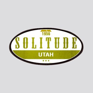 Solitude Ski Resort Utah Patches