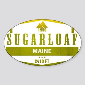 Sugarloaf Ski Resort Maine Sticker