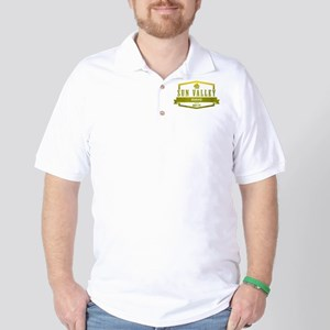 Sun Valley Ski Resort Idaho Golf Shirt