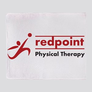 Redpoint Physical Therapy Throw Blanket