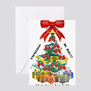 Christmas in July Greeting Cards