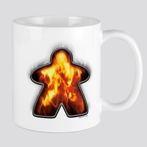 Iron Fire Meeple Mugs