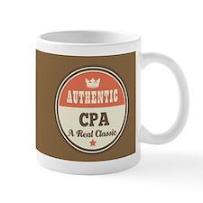 Vintage CPA Design Gift Mugs