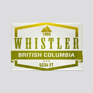 Whistler Ski Resort British Columbia Magnets