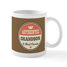 Vintage grandson Design Gift Mugs