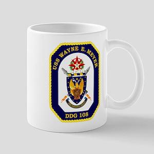 USS Meyer DDG 108 Mug