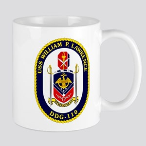 DDG-110 USS Lawrence Mug