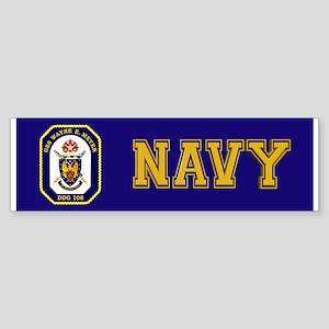 USS Meyer DDG 108 Sticker (Bumper)