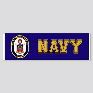 DDG-110 USS Lawrence Sticker (Bumper)